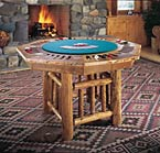 Two-in-One Poker Table